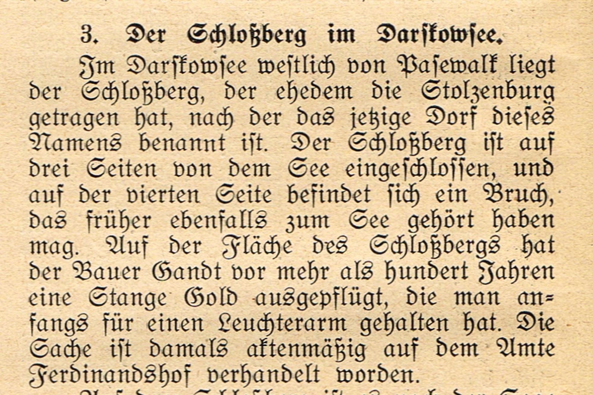Schlossberg Darskowsee - Stolzenburg, Pasewalk, Mecklenburg-Vorpommern, Gandt, Ferdinandshof, Darskowsee