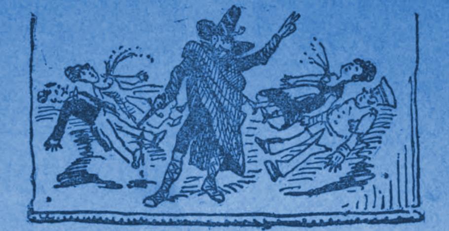 Der 12facheRaubmoerder 1024x577 1 - Soldin, öffentliche Hinrichtung, Neumark, Masch, Maasch, Lippehne, Frankfurt an der Oder, Chursdorf, Brunken, Berlinchen, Baumgarten, 1864, 1824