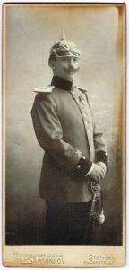Walter Maas 1906 144x300 - Stettin, Pommern, Pickelhaube, Maas, Köppen, Hinterpommern, Festzeitung, Breslau, Altdamm, 1913