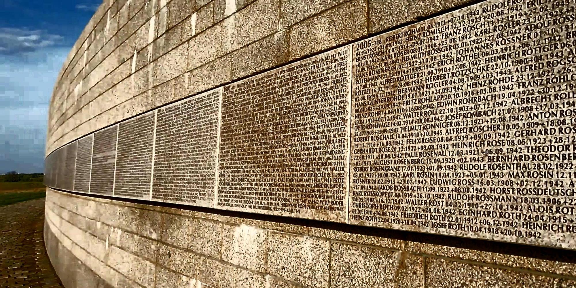 Kriegsgraeberstaette Rossoschka Stalingrad Dilibra - Wolgograd, Wehrmacht, Soldatengrab, Schlacht um Stalingrad, Rote Armee, Rossoschka, Kriegsgräberstätte, 2. Weltkrieg