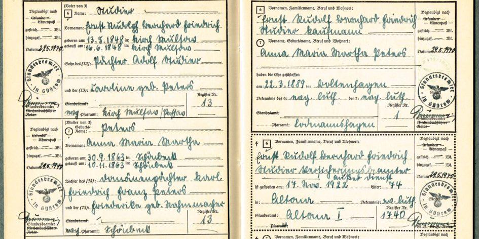 Ahnenforschung Schrein guestrow 945x472 - Wolgast, Wokern, Weitendorf bei Feldberg, Wattmannshagen, Voss, Viehweger, Tieplitz, Sülze, Studier, Stralsund, Stappelfeldt, Schrein, Schleswig-Holstein, Sachsen, Rittermannshagen, Raden, Peters, Nahmmacher, Mecklenburg-Vorpommern, Malchin, Mahnke, Lübeck, Levitzow, Kirch Mulsow, Johannsen, Hansen, Hamburg, Haase, Güstrow, Grünhain (Sachsen), Cordua, Carsten, Burmester, Brehm, Böttger, Boltenhagen, Berg, Beckmann, Baumann