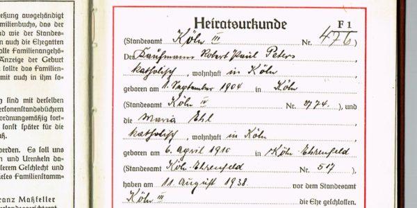 Ahnenforschung Peters Ehl Köln 600x300 - Peters, Müller, Köln, Ehl, 1938, 1910, 1904